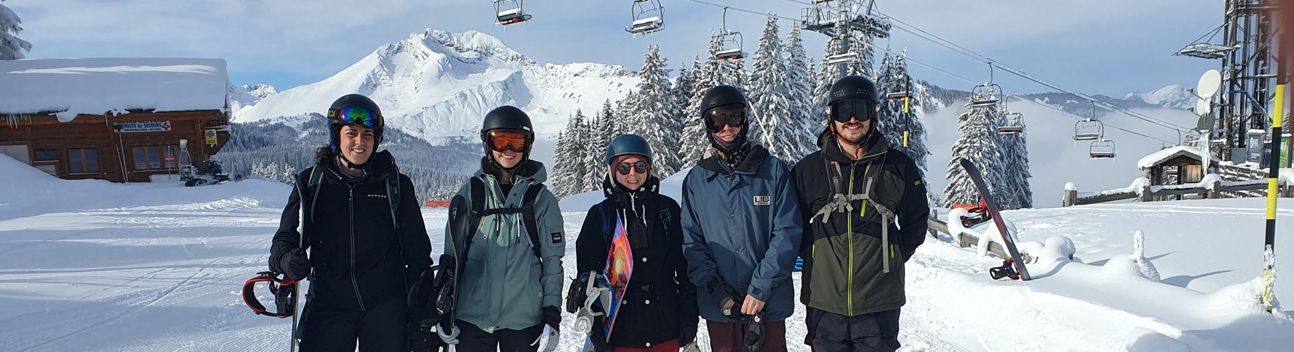 Now is the time to book your Group Ski Trip