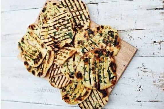 flat bread easy recipe