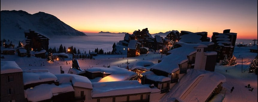 New Year Ski Holiday Morzine