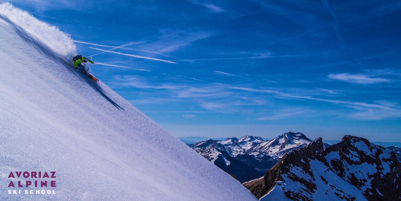 Off piste courses with Avoriaz Alpine Ski School