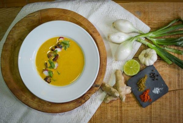 Vietnames Soup Starter