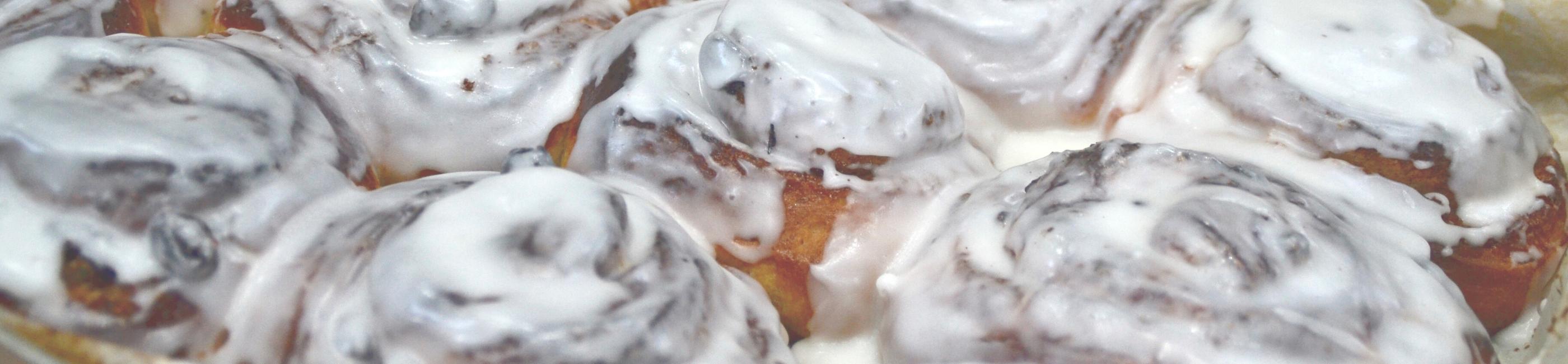 Foodie Friday Cinnamon Bun Recipe Giveaway!