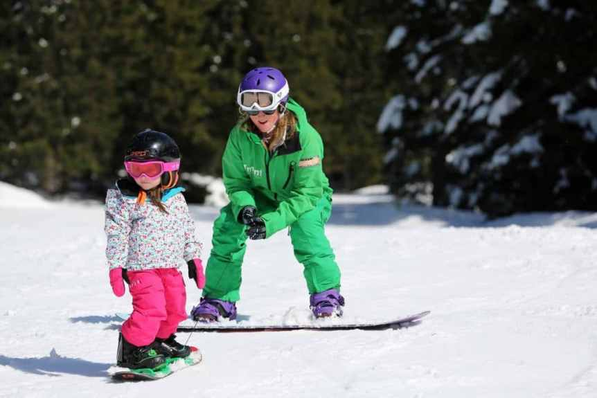 Kids Snow Camp Morzine