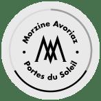 Morzine Avoriaz porte du soleil logo