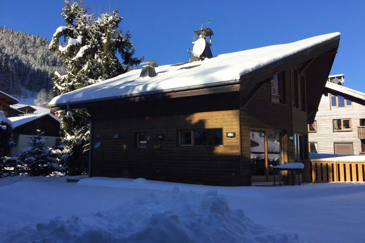 Grand Sapin ski chalet