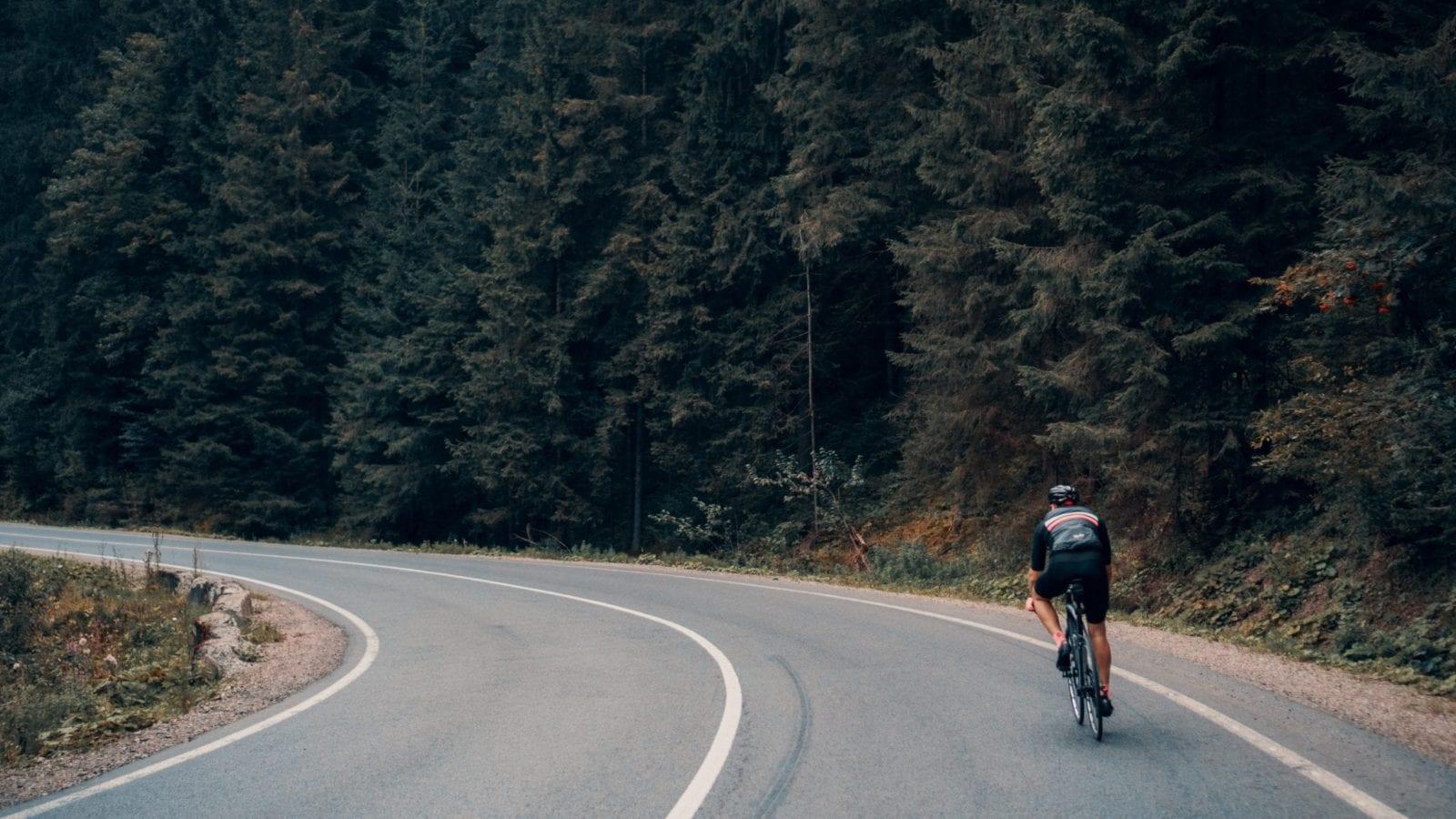 Pre-Winter training - Cycling